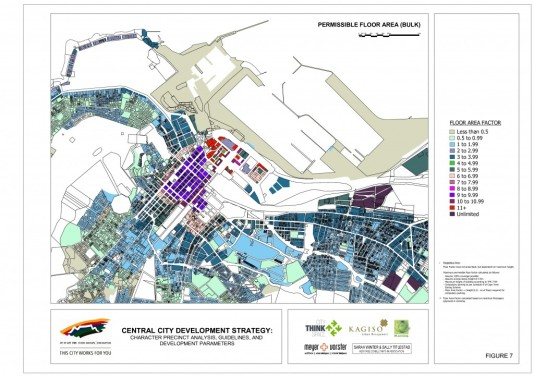 Cape Town CBD: Guidelines for Land Use Management