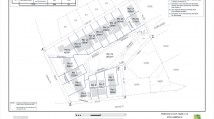 Kylemore: Amended Condition ad Subdivision, 18 Townhouses at Orchard Lane Estate